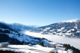 Kaltenbach a skiareál Hochzillertal