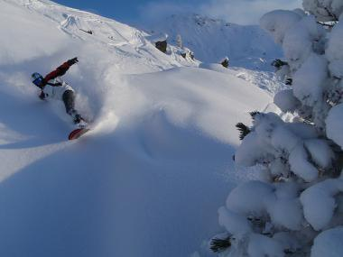 Rakouský skiareál Hochfügen - Zillertal