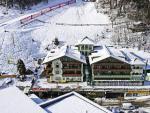Zillertalský hotel Landhaus Kerschdorfer v zimě
