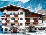 Rakouský hotel Rose v zimě