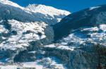 Rakousko, pohled na místo Stummerberg