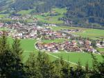 Rakouské údolí Zillertal