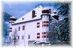 Zámek Stumm v zimě
